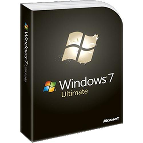 Clave de producto Windows 7 Ultimate